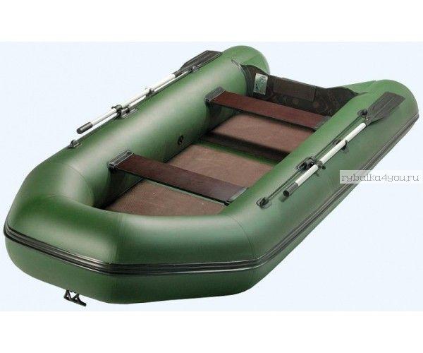 Лодка моторная ПВХ Аква 3200С