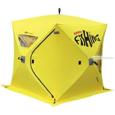 Палатка зимняя Holiday Fishing HOT CUBE 3 (H-10561)