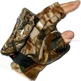 Перчатки-варежки Scorana Fire Wind C