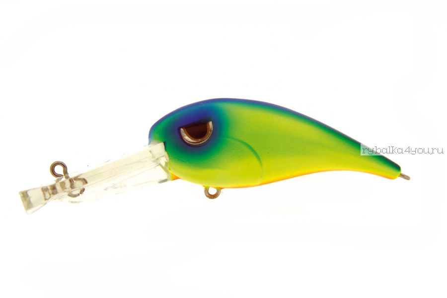 Воблер плавающий Molix  VARIO CRANK 60мм / 13.5 гр /  до 2.5м цвет 42