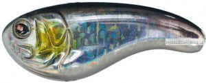 Воблер Sebile FLATT SHAD 77mm / 22гр /  дo 1.2m цвет O