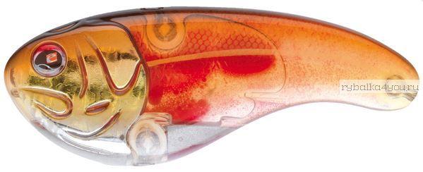 Воблер Sebile  FLATT SHAD 96mm / 40гр /  дo 1.6m цвет BRA