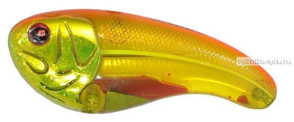 Воблер Sebile  FLATT SHAD 96mm / 40гр /  дo 1.6m цвет BROY