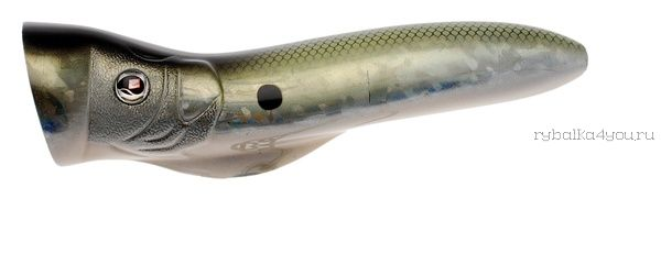 Поппер Sebile Splasher 52FT 55 мм  / 5 гр / поверхностный / цвет D9