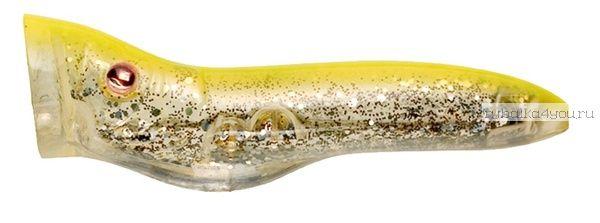 Поппер Sebile Splasher 72FT 72 мм  / 10 гр / поверхностный / цвет PU