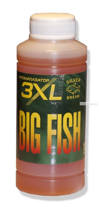 Ароматизатор Silver Bream 3XL Big Fish 100мл