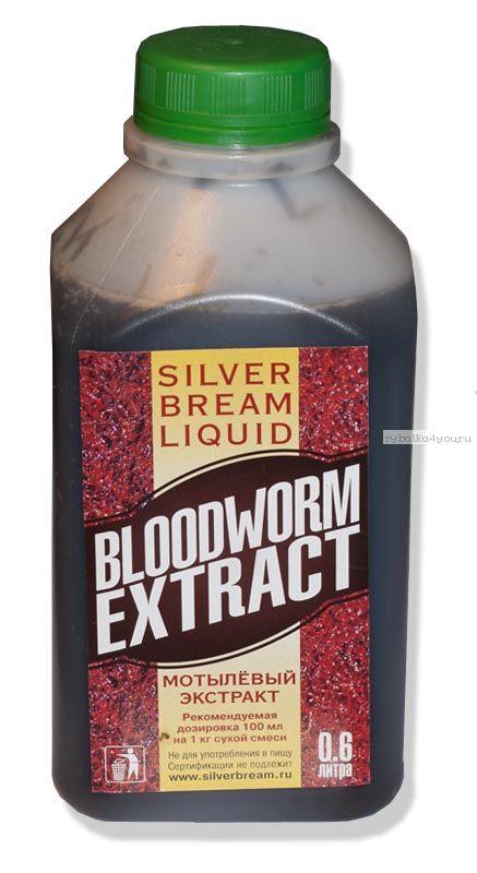 Ароматизатор Silver Bream Liquid Мотыль 600мл