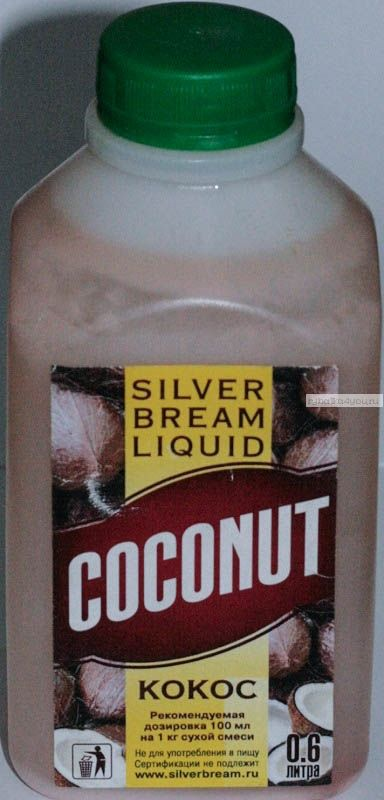 Ароматизатор Silver Bream Liquid Кокос 600мл
