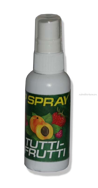 Спрей Silver Bream Dip Spray Тутти-Фрутти 60мл