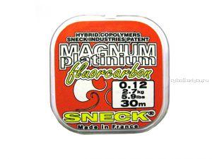 Флуорокарбон Magnum Platunum Fluorcarbon (Hybryd)  30м