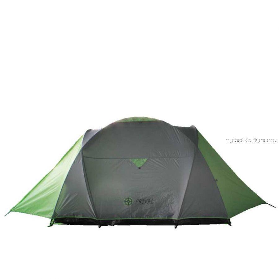 Туристическая палатка Prival Ессей 3