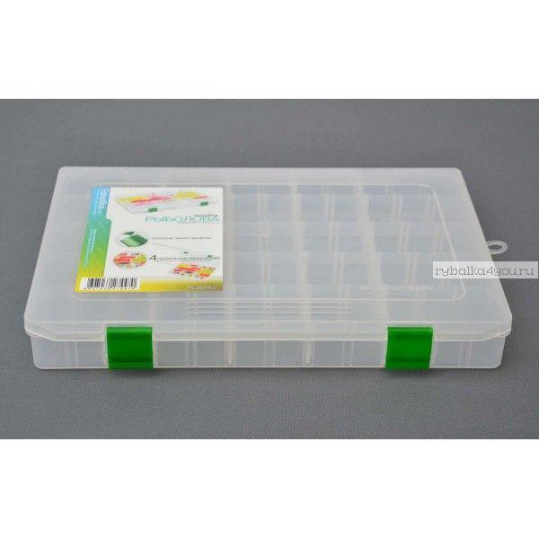 Коробка Aquatic Fisherbox FB-310 (31Х23Х04 см)