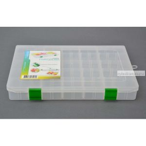 Коробка Aquatic Fisherbox FB-310 (31Х23Х04 см)
