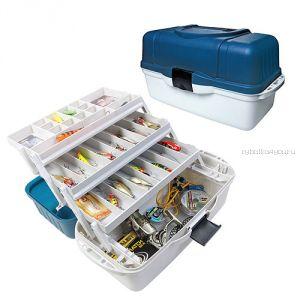 Ящик рыболовный пласт. 3х-пол