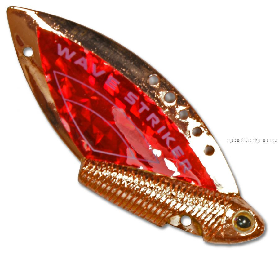 Цикада Kosadaka Wave Striker  / 10 гр /  цвет Copper Red