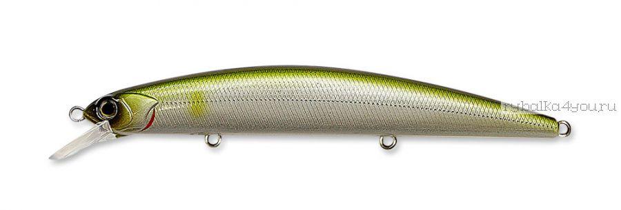 Воблер Kosadaka Flash XS 130F цвет AY / до 1.2м