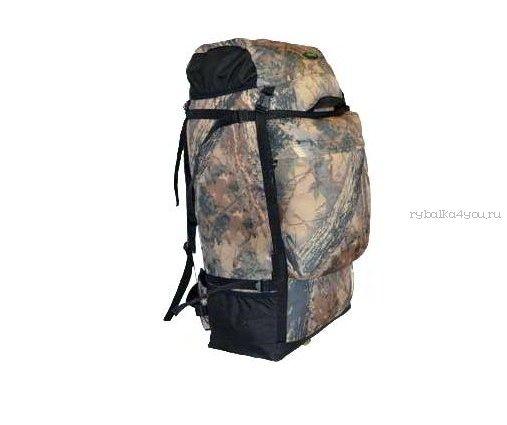 Рюкзак PRIVAL Михалыч 90 литров кмф-лес