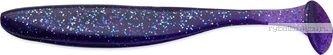 "Виброхвост Keitech Easy Shiner 5"" 12,5 мм / 10,5 гр / цвет - EA04 Violet(упаковка 5 шт)"