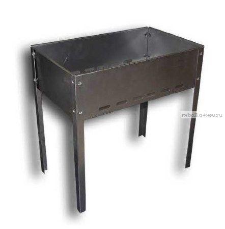 Мангал Сталь Tehnolit сталь (50Х30Х50)