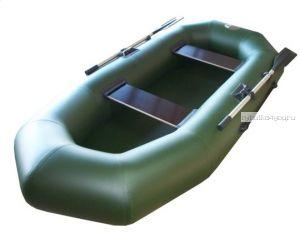 Лодка Аргонавт 250НДФ с надувным дном и фартуком