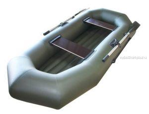 Лодка Аргонавт 260НДФ с надувным дном и фартуком