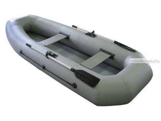 Лодка Тонар  Капитан (зеленая)