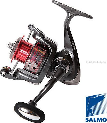 Катушка Salmo Diamond Agressor 20RD 4720RD
