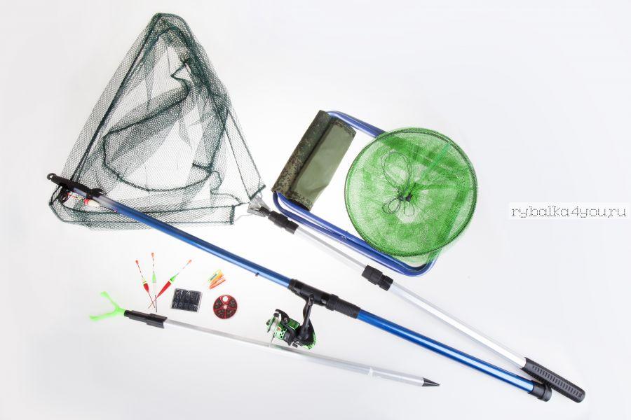 """Поплавочный рыболовный комплект Simple """"400"""""""