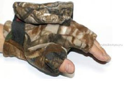 Варежки-перчатки (трансформер)