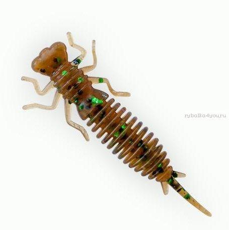 "Слаг Fanatik Larva 2,5"" 63 мм / цвет - 004(упаковка 7 шт)"