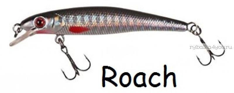 Воблер D.A.M. Appetizer 70 SR 70мм / 4.4 гр / цвет: Roach