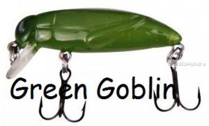 Воблер D.A.M. Cricket  37 мм / 2.5 гр / цвет: Green Goblin