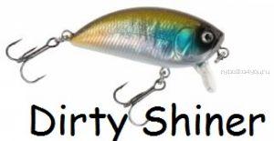 Воблер D.A.M. Pro-lite shallow crank 40 мм / 4 гр / цвет: Dirty shiner