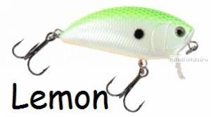 Воблер D.A.M. Pro-lite shallow crank 40 мм / 4 гр / цвет:Lemon