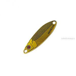 Блесна Sakura  Skoon Fat 30 30мм / 2,4гр / цвет SK01 (золото)