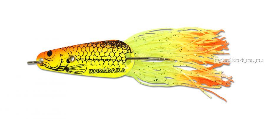 Блесна Kosadaka Bullet Spoon  55мм / 14 гр / цвет: С108