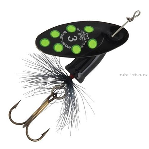 Блесна Blue Fox Vibrax Bullet Fly VBF1 5 гр / цвет: BCHB