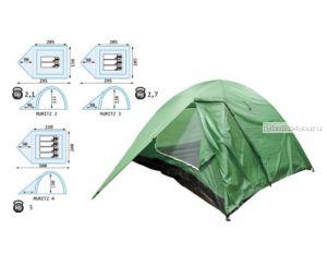 Палатка Reisen Muritz 2 (woodland)