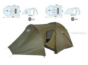 Палатка Reisen Weyer 4 (olive)