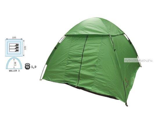 Палатка Reisen Waller 3 (woodland)