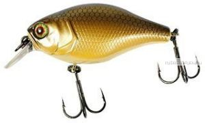 Воблер Jackall 10cc 50мм / 9,5 гр /плавающий / цвет: noike gold bera