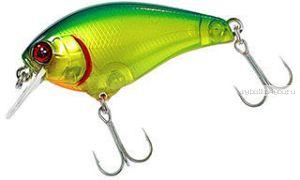 Воблер Jackall  Aska 45 SR 45 мм / 4,6гр /плавающий / цвет:  lime chartreuse