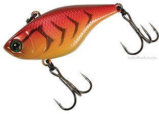 Воблер Jackall Chubby Vibration 40 мм / 4,8 гр / плавающий / цвет: craw fish