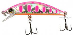 Воблер Jackall Tricoroll 47S  47 мм / 3,2гр / тонущий / цвет: pink yamame
