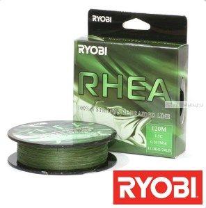 Леска плетеная Ryobi PE Idea 8x 120 м (темно-зеленый)