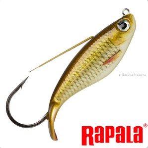 Незацепляйка Rapala Weedless Shad WSD08  80 мм / 16 гр /  цвет: JP