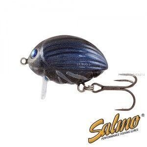 Воблер Salmo Lil Bug F 03-DBE/ 30 мм / плавающий / 4.3 гр / до 0,3 м / цвет: DBE