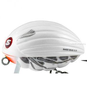 Воблер Salmo Bass Bug F / 55 мм / плавающий / 26 гр / до 0,5 м / цвет: SNB