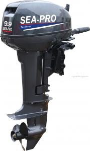 Подвесной лодочный мотор 2-х тактный SEA-PRO OTH9,9S / 9,9 л.с. / 36 кг.