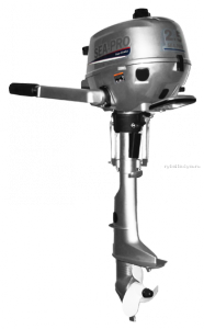 Подвесной лодочный мотор 4-х тактный SEA-PRO F2,5S   2,5 л.с. / 17 кг.